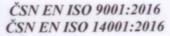 ČSN EN 9001, 14001
