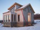 Pasivní dům, Březina