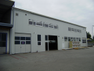 Výrobní hala, Brno