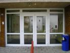 Vstupní vchod Zdravotní středisko